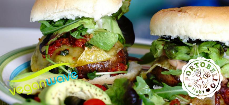 Portobello liebt… Veganwave!